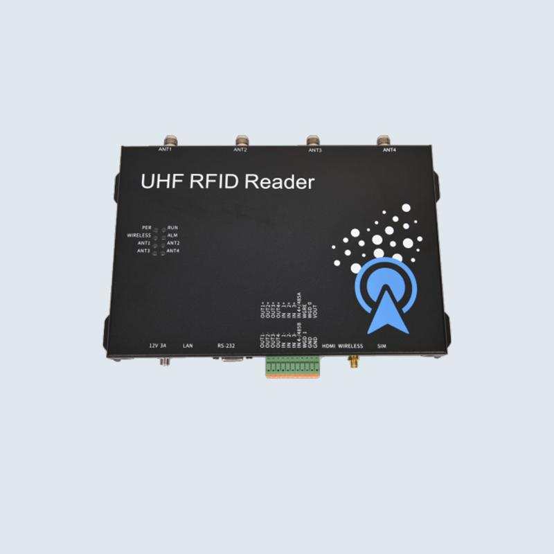 4G-超高频四通道读写器-YRF804A
