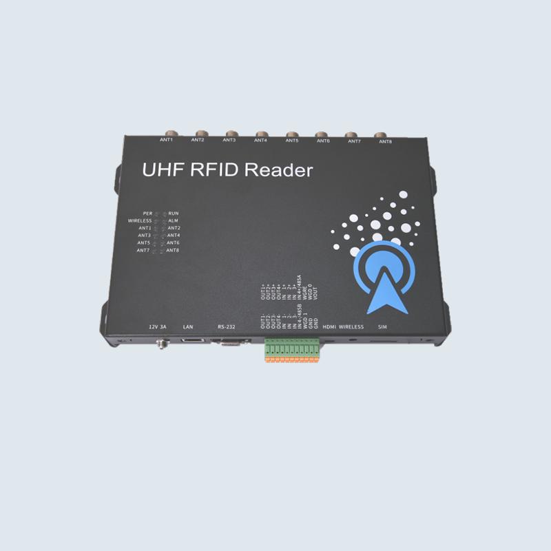 超高频八通道读写器-YRF808